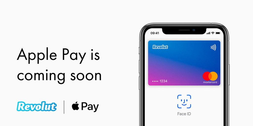 Revolut беазплатна карта Револут Apple Pay