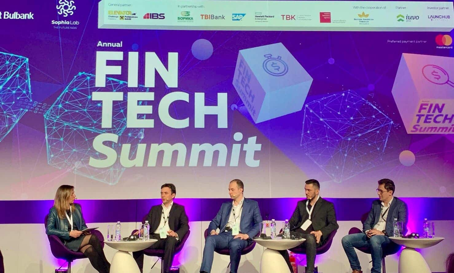 Revolut Fintech Summit 2019