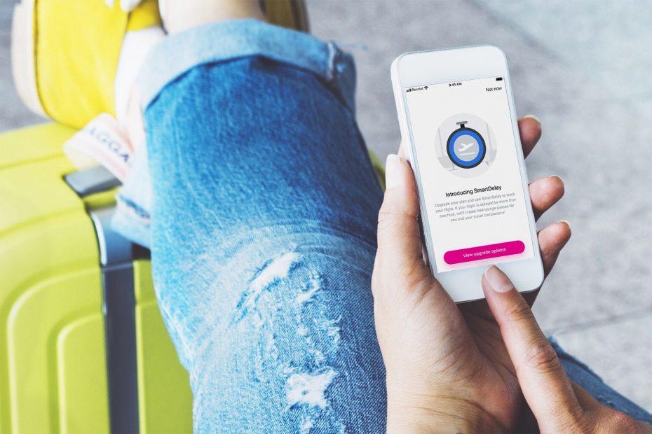 Revolut SmartDelay безплатен достъп до летищни салони