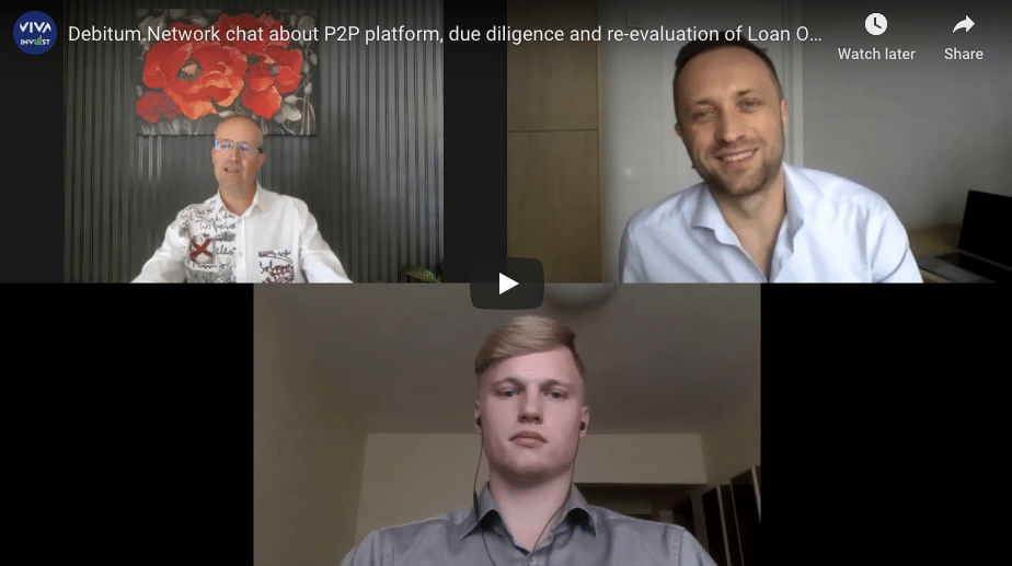 Debitum Network video chat