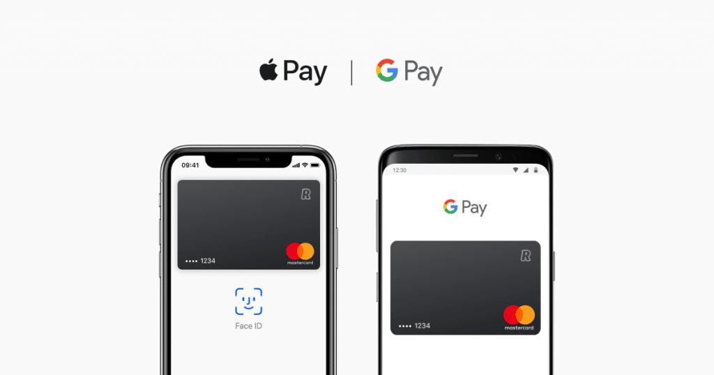 Google Pay България Revolut